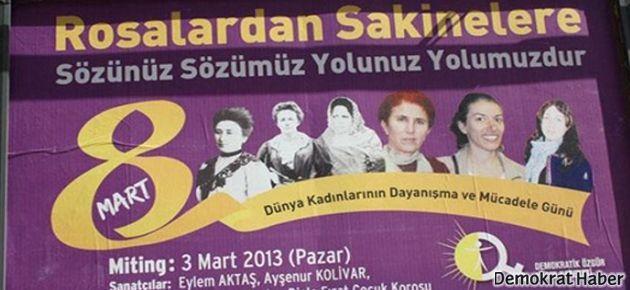 Clara Zetkin ve Rosa Luxemburg PKK üyesiymiş!