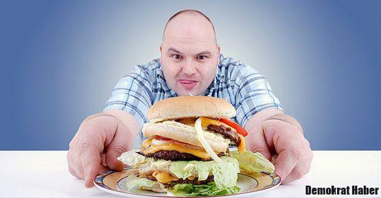 Çok yediğinizi düşünün, az yiyin!