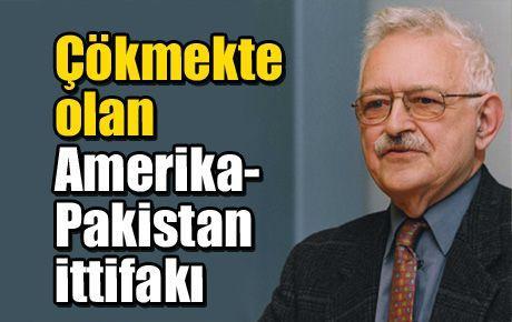 Çökmekte olan Amerika-Pakistan ittifakı