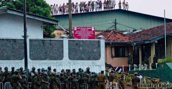 Colombo hapishanesinde çatışma: 27 ölü