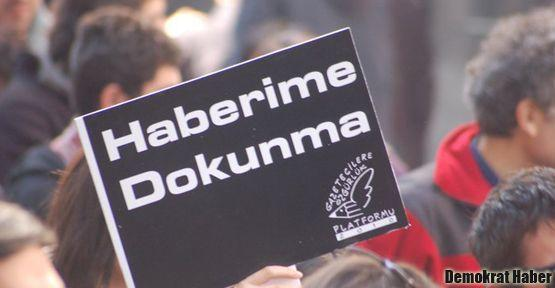 'Erdoğan inatçı; basın özgürlüğü yok'