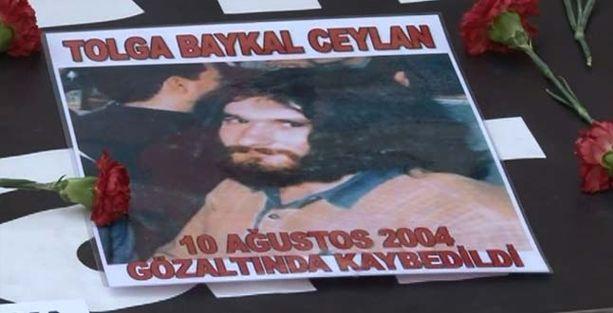 Cumartesi Anneleri gözaltına alındıktan sonra kaybedilen Tolga Ceylan'ı sordu