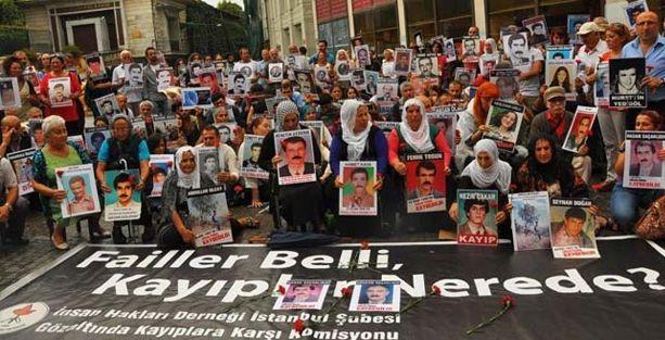 Cumartesi Anneleri IŞİD katliamlarını kınadı