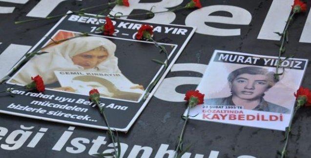 Cumartesi Anneleri Murat Yıldız için adalet istedi