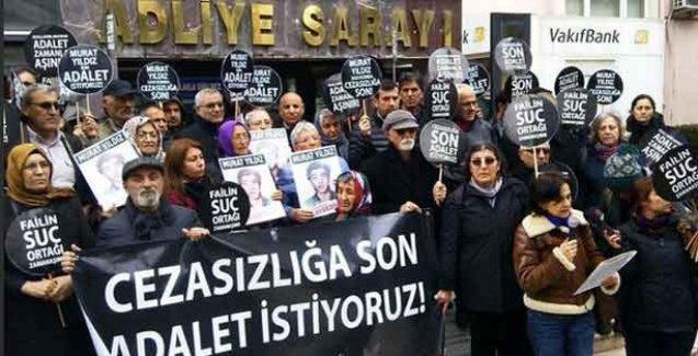 Cumartesi Anneleri bu kez Murat Yıldız için adalet istedi