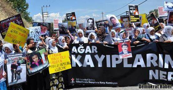 Cumartesi Anneleri'nden Mehmet Ağar'a: Senin kabusun olacağız!