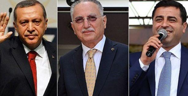 Cumhurbaşkanı adaylarının propaganda saatleri belli oldu
