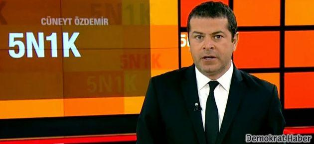 Cüneyt Özdemir'den paralellere çakması istenmiş