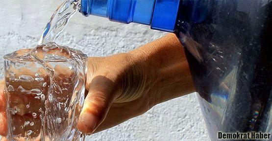 Damacana suda 15 marka sağlıksız çıktı