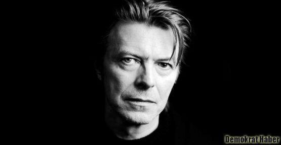 David Bowie'den yeni albüm müjdesi