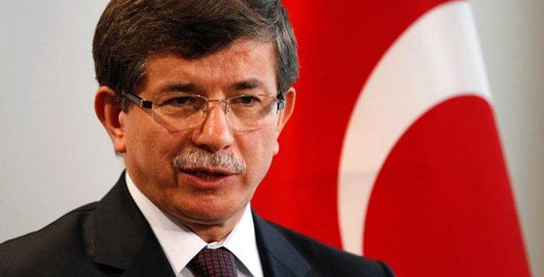 Davutoğlu: HDP'liler 6-7 Ekim'de eşkıyalıklarını zirveye çıkardılar