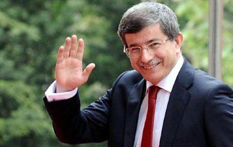 Davutoğlu, Hariri'yi telefonda aradı