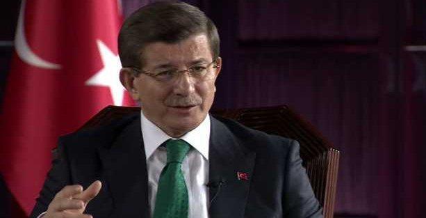 Davutoğlu: Sınırımızda Suriye rejimini, IŞİD'i ve PKK'yı görmek istemiyoruz