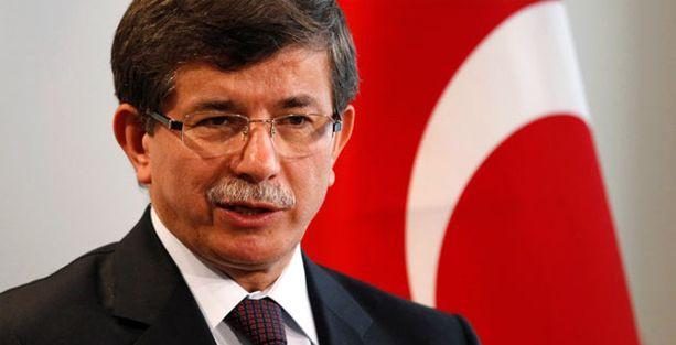 Davutoğlu'ndan 'Gülen' açıklaması