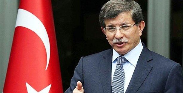 Davutoğlu'nun derdi IŞİD değil Esad