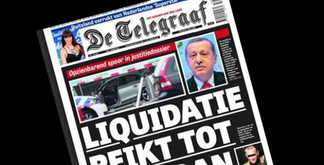 De Telegraaf: İstanbul-Hollanda arasındaki mafya hesaplaşması Erdoğan'ın yakın çevresine uzanıyor