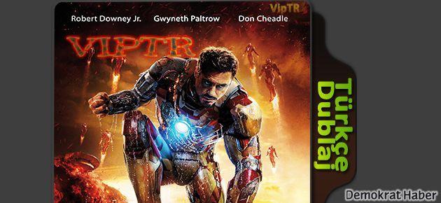 Demir Adam 3 iron Man 3 2013 Türkçe Dublaj Film Tanıtımı