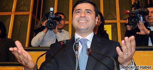 Demirtaş, BDP'nin son grup toplantısında konuşacak