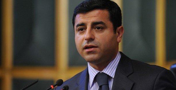 Demirtaş: Çözüm sürecine CHP de katılmalı
