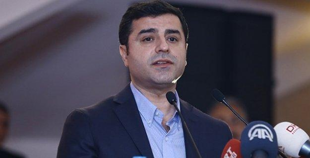 Erdoğan'ın hedefinde Demirtaş var! 'HDP'li yöneticilere bedel ödetilmeli'