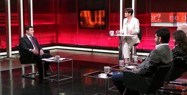 Demirtaş: Erdoğan'dan korktukları kadar Allah'tan korkmuyorlar