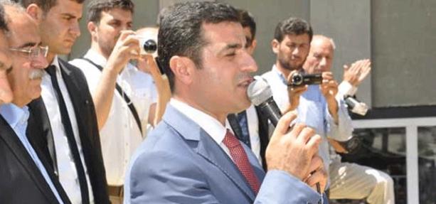 Demirtaş: Erdoğan'ı seviyorsanız bana oy verin