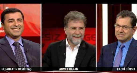 Demirtaş HDP'nin Cumhurbaşkanı adayı mı?