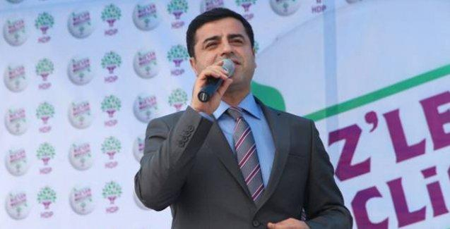 Demirtaş: HDP'yi her yerde düşman etmeye çalışıyorlar, asla bunlara kanmayın