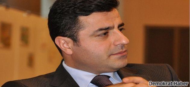 Demirtaş: 'Hükümetin tereddütleri kaygı yaratıyor'