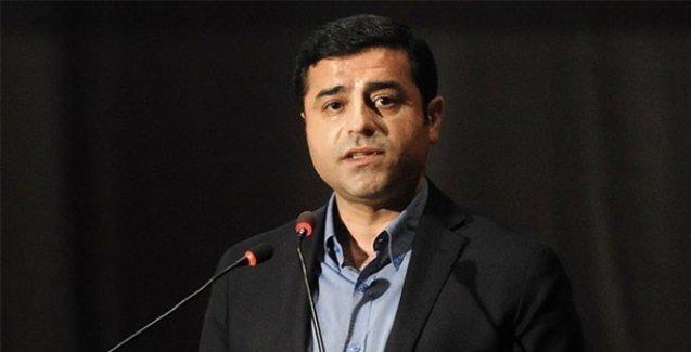 Demirtaş: AKP ve MHP savaş koalisyonu oluşturmak istiyor