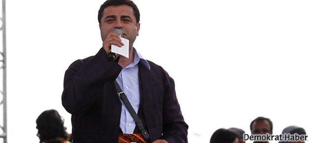 Demirtaş: Kılıçdaroğlu Kürt kökenli değil 'kurt' kökenliymiş