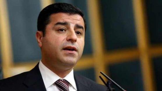 Demirtaş: Kılıçdaroğlu'na 'adayınızı destekleriz' teklifini sunmuştuk