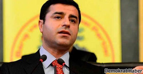 Demirtaş: Öcalan 'geri çekilin' demedi, 'hazırım' dedi