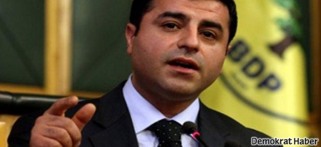 Demirtaş: Öcalan'ın koşullarında değişikliğe gidilecek