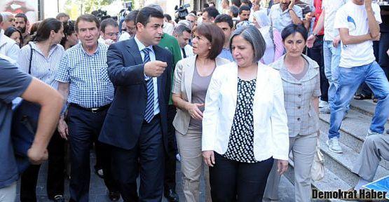 Demirtaş, 'Özgürlük İçin Demokratik Direniş' mitingine davet etti