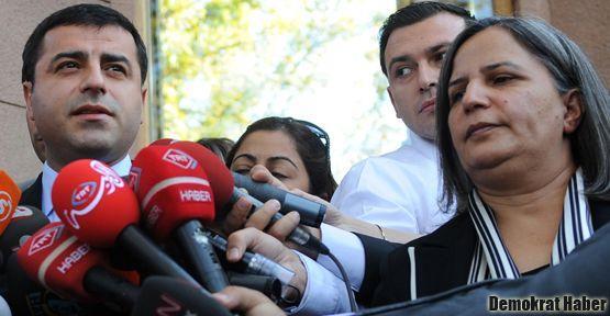 Demirtaş: PKK kuryeliği yapma!