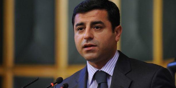 Demirtaş: PKK'ye neden silah verilmiyor