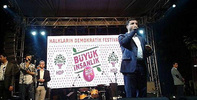 Demirtaş'tan çağrı: Eski sevgilinizi de HDP'ye oy vermeye ikna edin