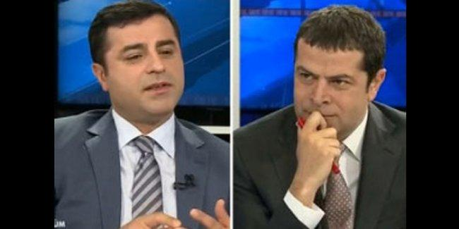 Demirtaş'tan 'iki maymun' diyen Erdoğan'a: Çok yüklenmeyelim, kültür eksikliği var