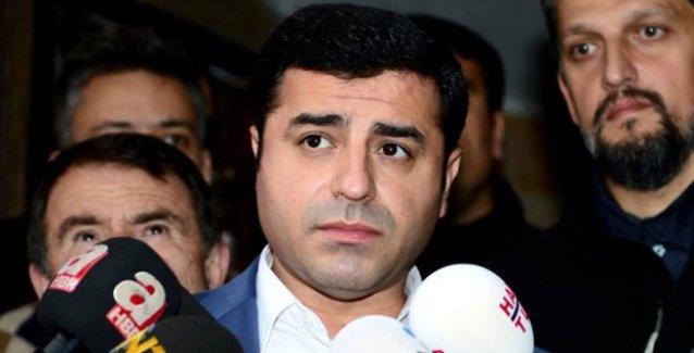 Demirtaş'tan Melih Gökçek iddiası: Elinde 'şantaj kasetleri' var