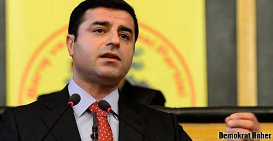 Demirtaş: Trabzon ve Samsun'daki de bu savaşı istemiyor
