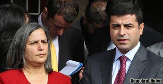 Demirtaş ve Kışanak 'Öcalan'la görüşme'yi değerlendirdi