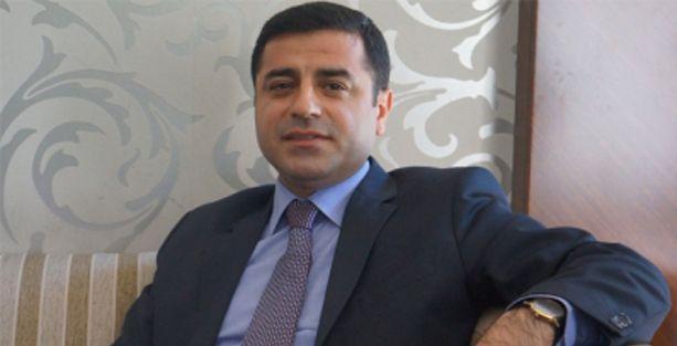 Demirtaş'ın konvoyuna silahlı saldırı: 3 yaralı