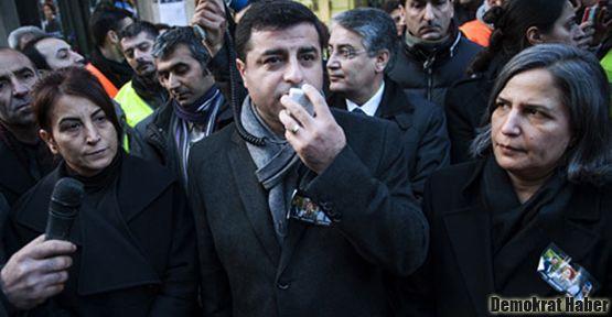 Demirtaş'tan Erdoğan'a: Bu insanlar terörist değil, sivil siyaset yürütüyorlardı