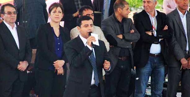 Demirtaş'tan Erdoğan'a: C Planı'nda da Öcalan'a yalvaracaksın