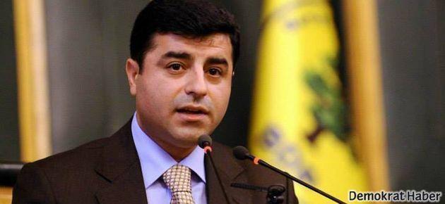 Demirtaş'tan 'seçim hilesi' açıklaması
