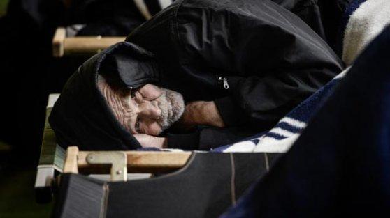 Deniz Gezmiş'in avukatı da sokaktan toplanan evsizler arasında