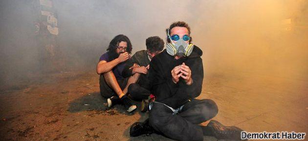 Deniz gözlüğü suç delili: Taksim'de havuz yok