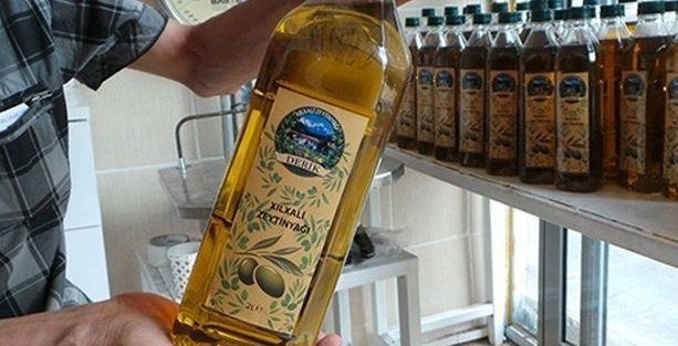 Derik'te Ermenilerin başlattığı zeytinyağı üretimi şimdi Kürtçe marka