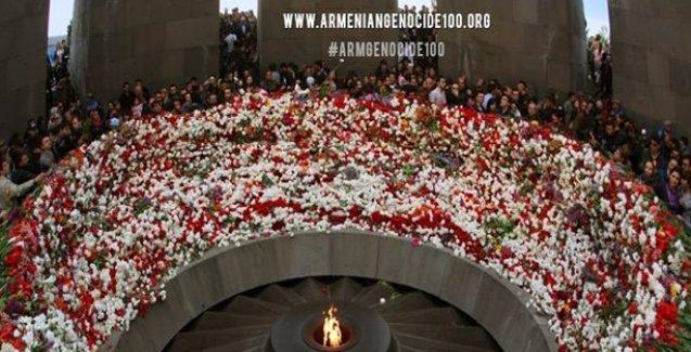 Devlet itiraf etti: Sosyal medyada en çok Ermeni Soykırımı paylaşıldı
